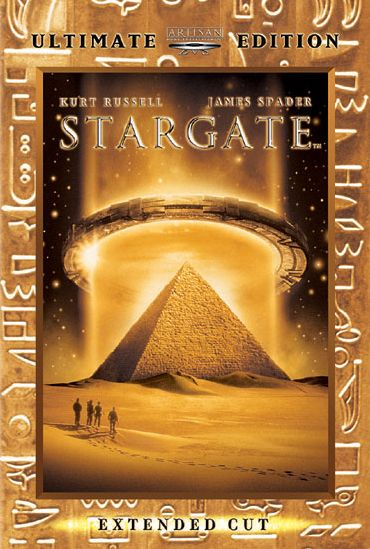 STARGATE ULTIMATE EDITION BY RUSSELL,KURT (DVD)